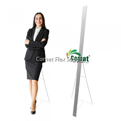 A Stand / Model Standee / Human Standee [Zinc Coated] Grade B